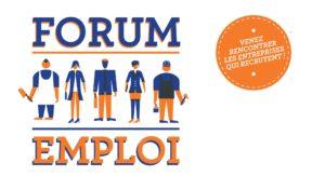 Forum De l'Emploi Saisonnier @ Théâtre de l'Ardaillon·Vias