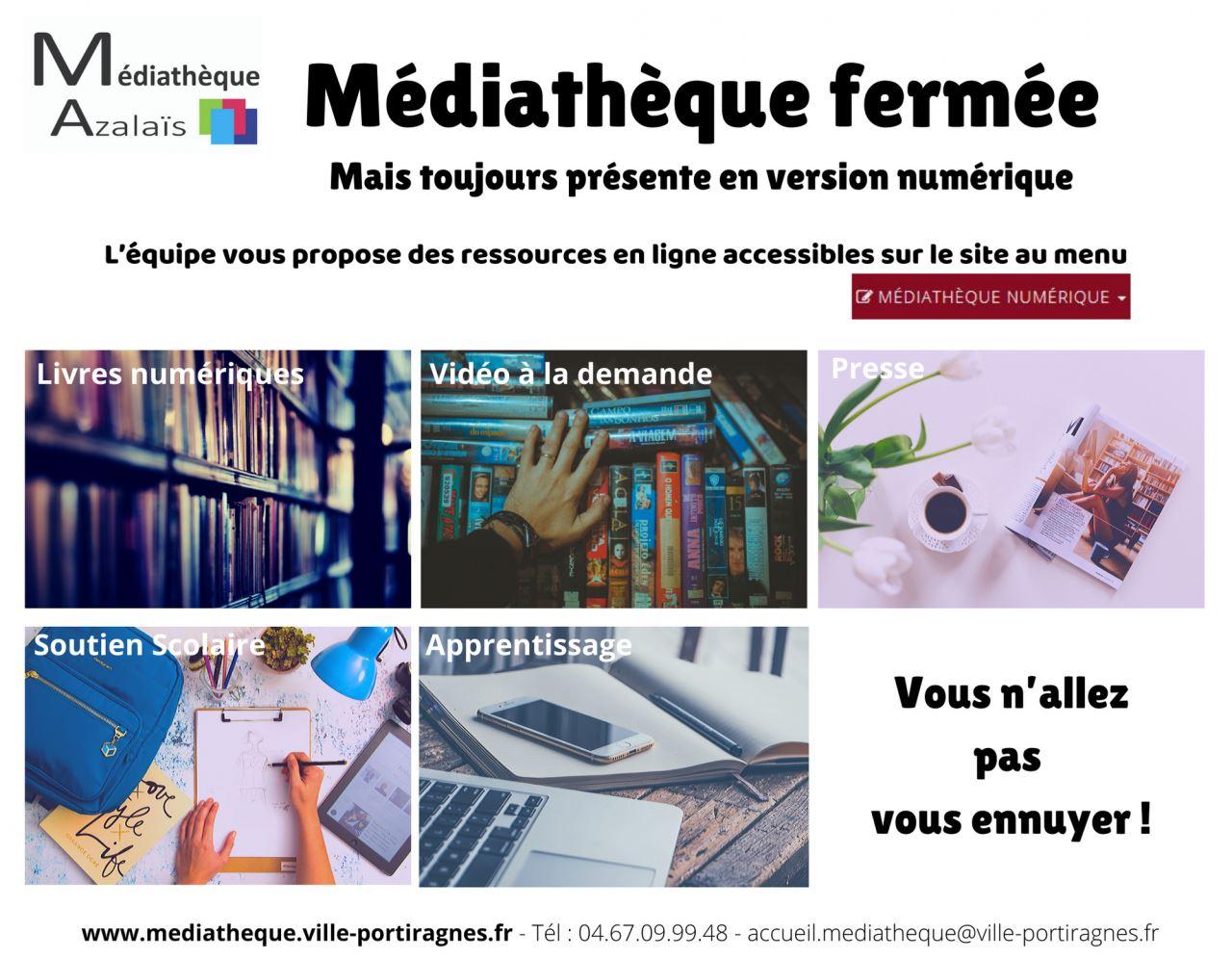 Info Médiathèque