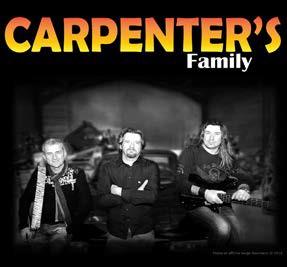 Carpenter's Family @ Parking du Labech