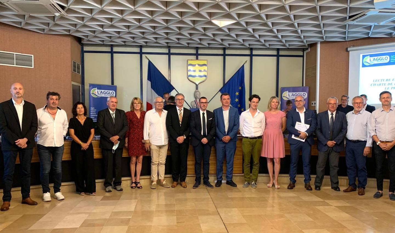 Premier conseil d'agglomération du nouveau mandat (2020-2026)