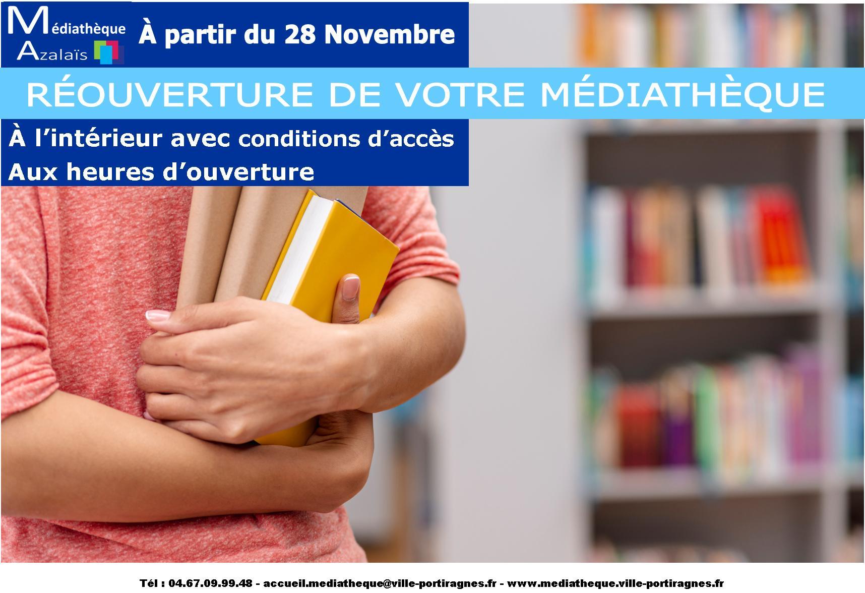 Info : La Médiathèque