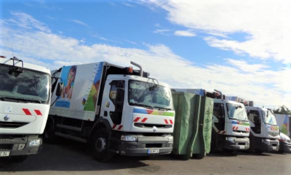 14 juillet : informations collecte des déchets
